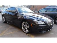 2012 BMW 6 Series 650i xDrive M Sport Executive Package CANADIAN