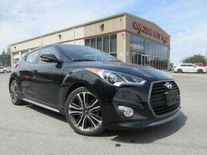 2016 Hyundai Veloster TURBO, TECH, NAV, ROOF, 27K!