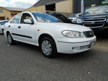 2004 Nissan Pulsar N16 S2 ST White 4 Speed Automatic Sedan Yeerongpilly Brisbane South West Preview