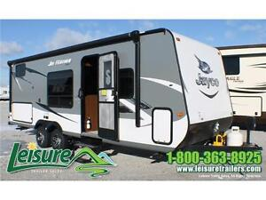 2016 Jayco Jay Feather 22BHM Travel Trailer