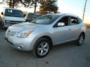 2009 NISSAN ROGUE SL - FREE ACCIDENT * AWD * SUNROOF