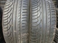 205/55/16 Michelin x2 A Matching Pair, 5+mm (454 Barking Rd, Plaistow, E13 8HJ) Used Tyres London