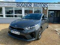 2020 Kia Ceed 1.4T GDi ISG GT-Line 5dr DCT HATCHBACK Petrol Automatic