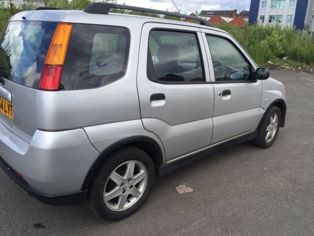 suzuki ignis 2004 4x4 mot 16 06 2018 good condition in east end glasgow gumtree. Black Bedroom Furniture Sets. Home Design Ideas