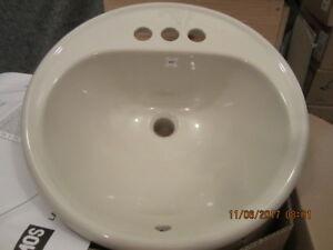 Drop-In Lavatory Sinks