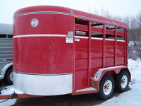 Lister Farms New and Used Horse and Stock Trailers