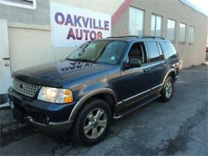 2003 Ford Explorer Eddie Bauer 7 PASS SAFETY WARRANTY INCL