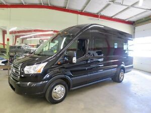 2015 Ford TRANSIT-350 XLT High Roof HD Extended-Length Wagon