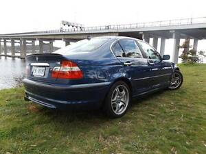 2002 BMW 318i M Sport North Hobart Hobart City Preview