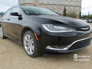 2015 Chrysler 200 Limited - Rear Back Up Camera - Heated Front S Edmonton Edmonton Area image 3
