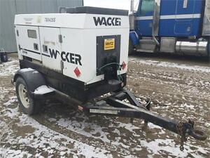 Wacker 20kw Generator Edmonton Edmonton Area image 4