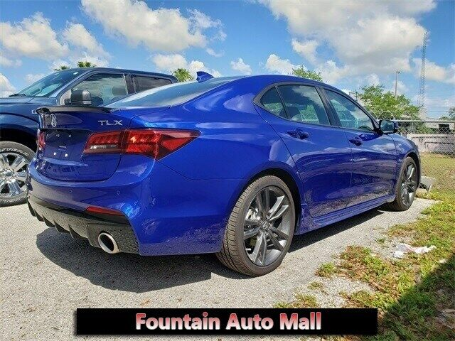 Image 6 Voiture American used Acura TLX 2020