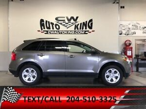 2013 Ford Edge SEL / All Wheel Drive / Leather/Roof/Nav/Rear Cam