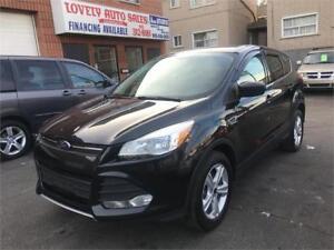 2015 Ford Escape SE, BACK UP CAMERA, 4 WHEEL DRIVE