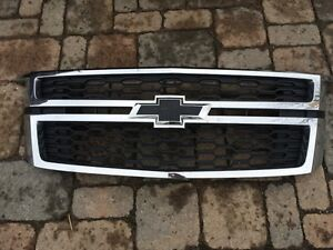 Tahoe 2015 front grille grill avant Chevy Chevrolet