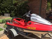 Polaris Virage 3 Seater 2stroke with trailer Connells Point Kogarah Area Preview