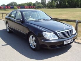 2004 Mercedes S320 Immaculate