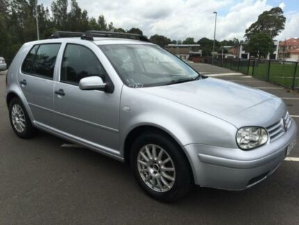 2003 Volkswagen Golf 2.0 SE Silver 4 Speed Automatic Hatchback Revesby Bankstown Area Preview