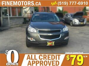 2011 CHEVROLET TRAVERSE LS * 7 PASSENGER * LOW KM * EXTRA CLEAN London Ontario image 4