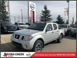 2019 Nissan Frontier PRO-4X LEATHER! NAVIGATION! BACK UP CAMERA!