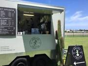 Cactus Mobile Coffee Trailer For Sale - Gold Coast Miami Gold Coast South Preview