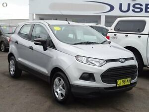 2016 Ford Ecosport BK Ambiente PwrShift Silver 6 Speed Sports Automatic Dual Clutch Wagon Albion Park Rail Shellharbour Area Preview