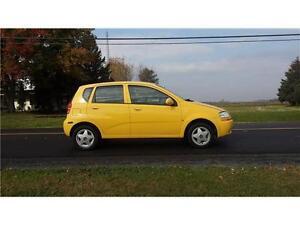 Chevrolet Aveo 2007 160 000 KM