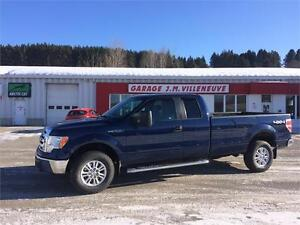 FORD F150 2012 SUPER-CAB PAYLOAD BOITE 8 PIEDS