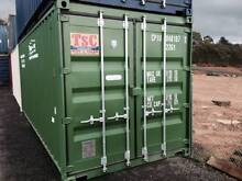 Shipping Containers - NEW and Used 20ft and 40ft IN STOCK NOW! Launceston Launceston Area Preview