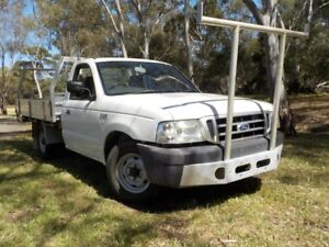 2005 Ford Courier PH GL 4x2 5 Speed Manual Cab Chassis Pooraka Salisbury Area Preview