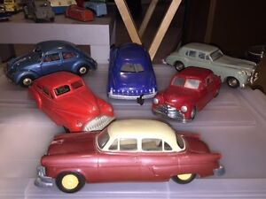 1950s and 1960s old toys to delight today