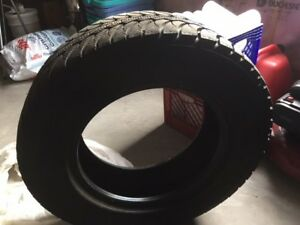 "Selling Four 17"" Goodyear Tires"