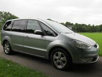 2008 (08) Ford Galaxy 2.0TDCi ( 130ps ) auto Zetec ***FINANCE ARRANGED***
