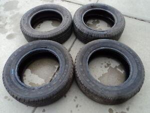 4 All Season Tires 205/60/15
