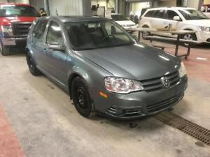 2009 Volkswagen City Golf/LOW KMS/HTD SEATS/SUNROOF