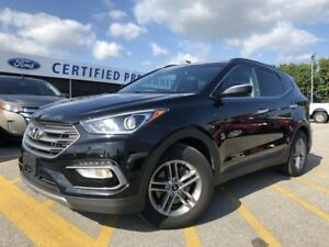 2018 Hyundai Santa Fe Sport 2.4 Luxury |AWD|Bluetooth|Heated...