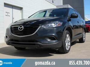 2015 Mazda CX-9 GS LUXURY AWD 7 PASS LEATHER SUNROOF DVD