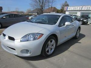 2006 Mitsubishi Eclipse GS sport  automatique mags  comme neuf