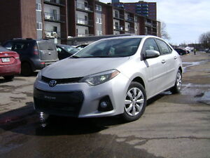 2014 Toyota Corolla sedan Sport Berline