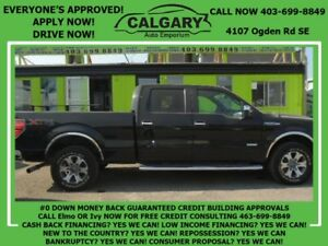 2012 Ford F-150 XLT *$28 DOWN  EVERYONE APPROVED*