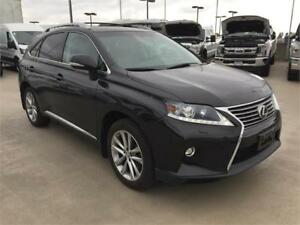 2015 Lexus RX 350 Sportdesign (UNDER 50,000 KMS)