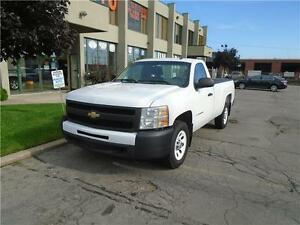 2011 Chevrolet Silverado 1500 WT REG CAB LONG BOX