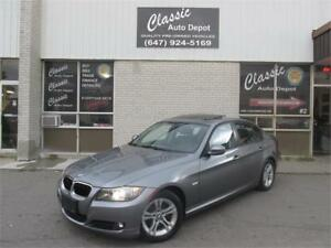 2009 BMW 328I *LEATHER,SUNROOF,LOW KMS,PRICED TO SELL!!!*