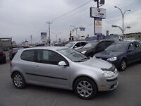 2008 Volkswagen Rabbit 2 PORTES/TOUT EQUIPE