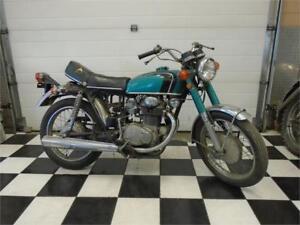 1971 Honda CB350 Running Project / Restoration