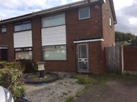 SPECIAL OFFER FIRST MONTH'S RENT HALF PRICE...THREE BEDROOM PROPERTY ON RIBCHESTER WAY PRESCOT L35