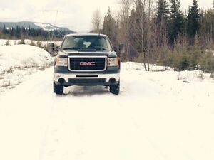 2007.5 gmc sierra 2500hd