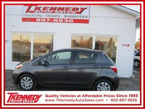 2012 Toyota Yaris LE ONLY $9,988.00 JUST $197.42 MONTHLY ALL IN