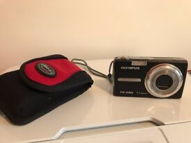 Olympus FE-290 Digital Compact Camera