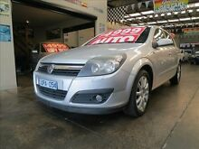 2007 Holden Astra AH MY07 CDTi Silver 6 Speed Automatic Hatchback Mordialloc Kingston Area Preview